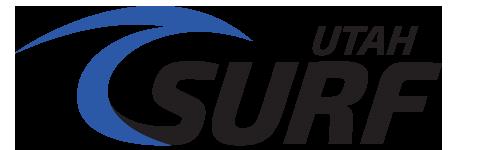 Utah Surf Soccer Club Mobile Retina Logo